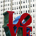 Love Park - Center City - Philadelphia by Brendan Reals