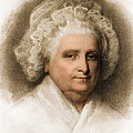 Martha Washington, American Patriot by Photo Researchers