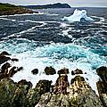 Melting Iceberg by Elena Elisseeva