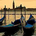 Morning In Venice by Barbara Walsh