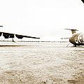 Mothballed C-141s by Jan Faul