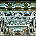 Nashville By Night Bridge 2 by Douglas Barnett