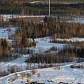 Oil Field by Ria Novosti