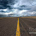 Open Highway by Arjuna Kodisinghe