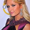 Paris Hilton At A Public Appearance by Everett