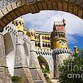 Pena Palace by Carlos Caetano