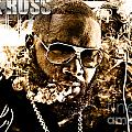 Rick Ross by The DigArtisT