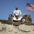 Robonaut 2 Poses Atop Its New Wheeled by Stocktrek Images