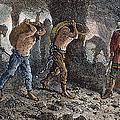 Roman Slavery: Coal Mine by Granger