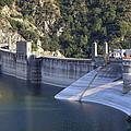 San Gabriel Dam by Viktor Savchenko
