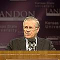 Secretary Of Defense Donald H. Rumsfeld by Stocktrek Images