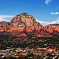 Sedona Red Rock by Lisa  Spencer