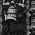 Skull Montage by Roseanne Jones