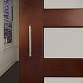Sliding Door In Upscale Home by Robert Pisano