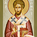St Eleftherios by Julia Bridget Hayes