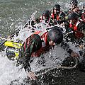 Students In Basic Underwater by Stocktrek Images