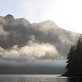 Sunrise In Haida Gwaii by Taylor S. Kennedy