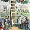 The Ladder Of Fortune by Currier and Ives