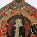 Thomas Aquinas, Italian Philosopher by Photo Researchers