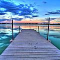 Tranquil Dock by Scott Mahon