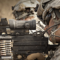 U.s. Army Rangers In Afghanistan Combat by Tom Weber