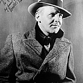 Walter Winchell (1897-1972) by Granger