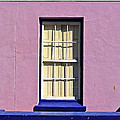 Windows Of Bo-kaap by Benjamin Matthijs