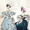 Womens Fashion, 1833 by Granger