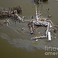 Hurricane Katrina Damage by Science Source