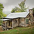 1209-1144 Historic Villines Homestead by Randy Forrester