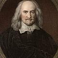 1660 Thomas Hobbes English Philosopher by Paul D Stewart