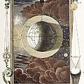 1731 Johann Scheuchzer Creation 4th Day B by Paul D Stewart