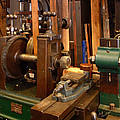 18th Century Machine Shop by Judi Quelland