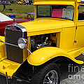 1929 Chevrolet Coupe 7d15140 by Wingsdomain Art and Photography