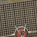 1930 Cadillac 452 Fleetwood Grille Emblem by Jill Reger