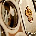 1934 Packard 1104 Super Eight Phaeton Emblem by Jill Reger