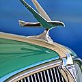 1935 Hudson Touring Sedan Hood Ornament by Jill Reger