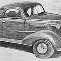 1937 Chevy by Kume Bryant