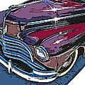 1946 Chevrolet Front Study by Samuel Sheats