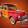 1947 Woody by Jim Carrell