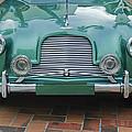 1955 Aston Martin by Jill Reger