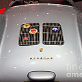 1955 Porsche 550 Rs Spyder . 7d9444 by Wingsdomain Art and Photography