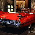 1959 Cadillac Convertible - 7d17376 by Wingsdomain Art and Photography