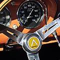 1963 Apollo Steering Wheel 2 by Jill Reger