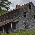 Abandoned Homestead by John Stephens