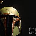Boba Fett Helmet by Micah May