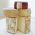Cheese Selection by David Munns