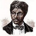 Dred Scott, African-american Hero by Photo Researchers