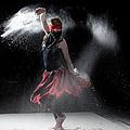 Flour Dancer Series by Cindy Singleton