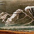 German Cloud Atlas, 1819 by Science Source